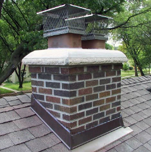 Chimney Cap Repair Minneapolis/St. Paul MN 612-930-2329