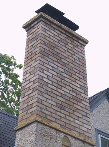 Chimney Repair St. Anthony MN | 612-930-2329