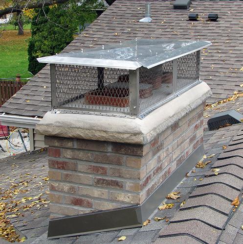 Chimney Repair in Edina - 612-930-2329