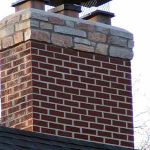 Repair or Replacement Brick & Block Chimney MN Dayco General