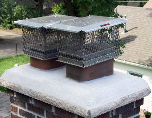 Chimney Cap Repair Minneapolis/St. Paul MN