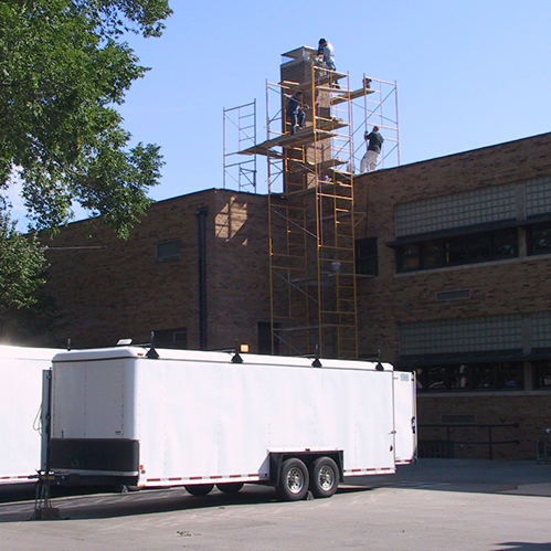 Commercial School Chimney Repair and Replace - DaycoGeneral.com