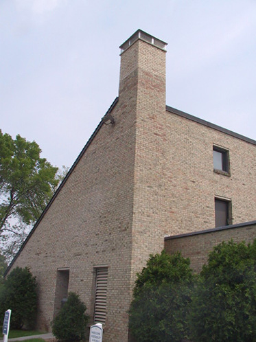 Church Chimney Project