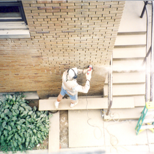 Commercial brick tuckpointing & restoration - DaycoGeneral.com
