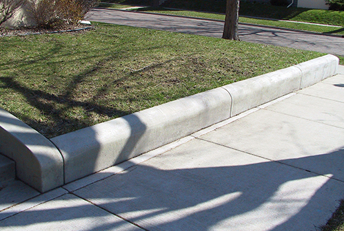 Residentail sidewalk and curb replacement - DaycoGeneral.com