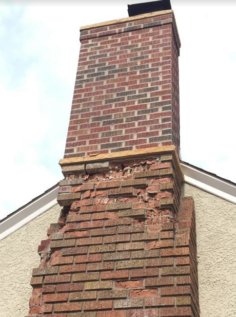 Should we repair or replace our chimney?