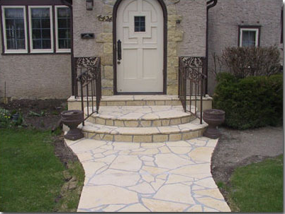 Concrete Entry