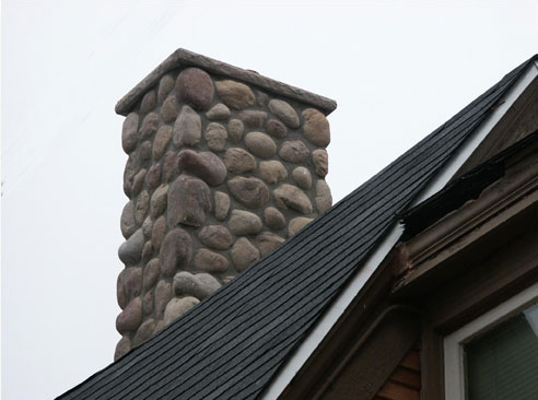 Stone Chimney Reconstruction Minneapolis MN | DaycoGeneral.com